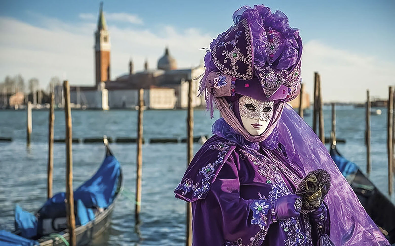 Венецинский карнавал