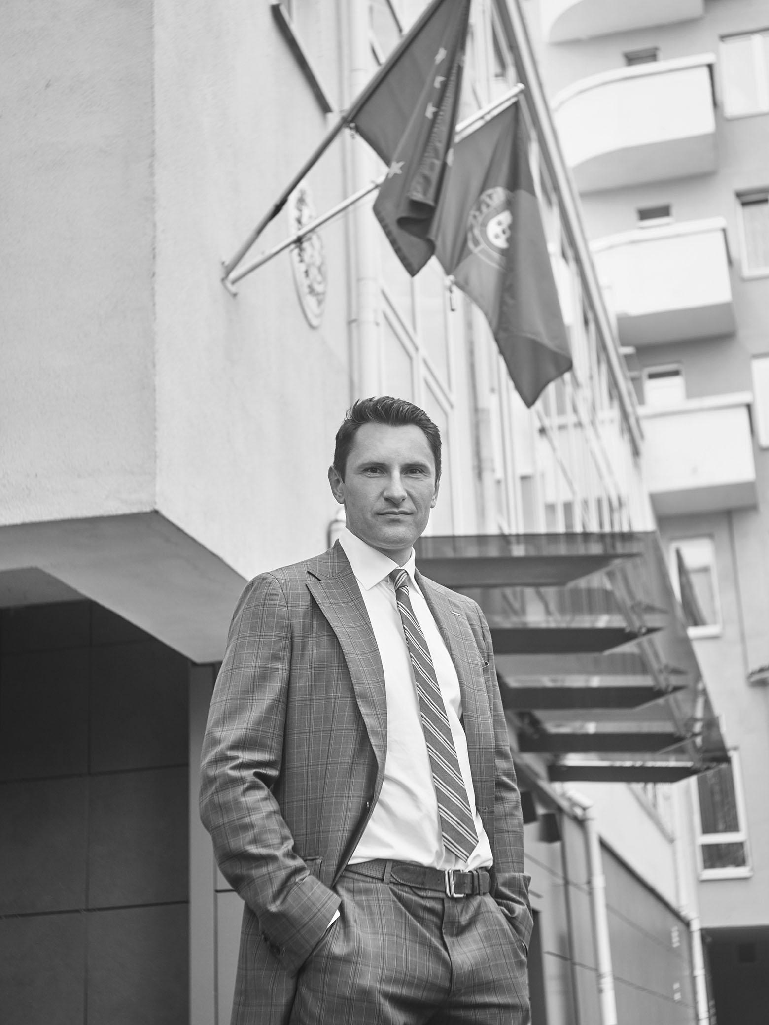 Основатель компании Streamline Эдуард Целюк