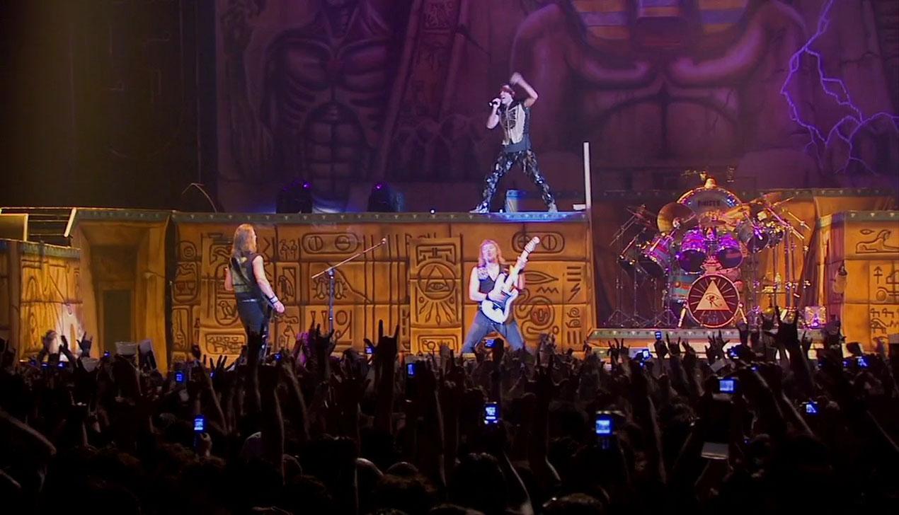 Татьяна Замировская о последнем альбоме Iron Maiden «The Final Frontier»