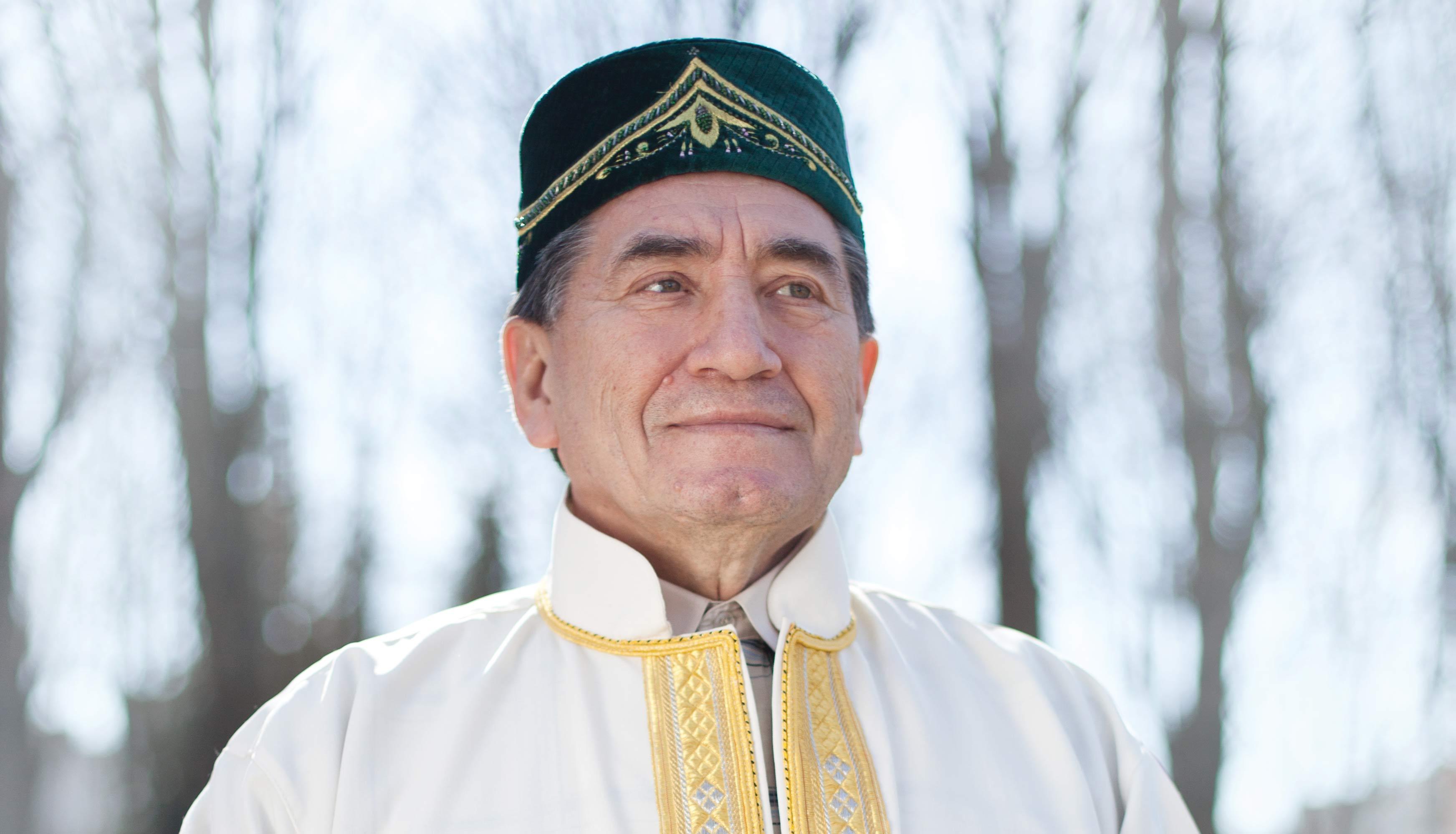 Татарский след