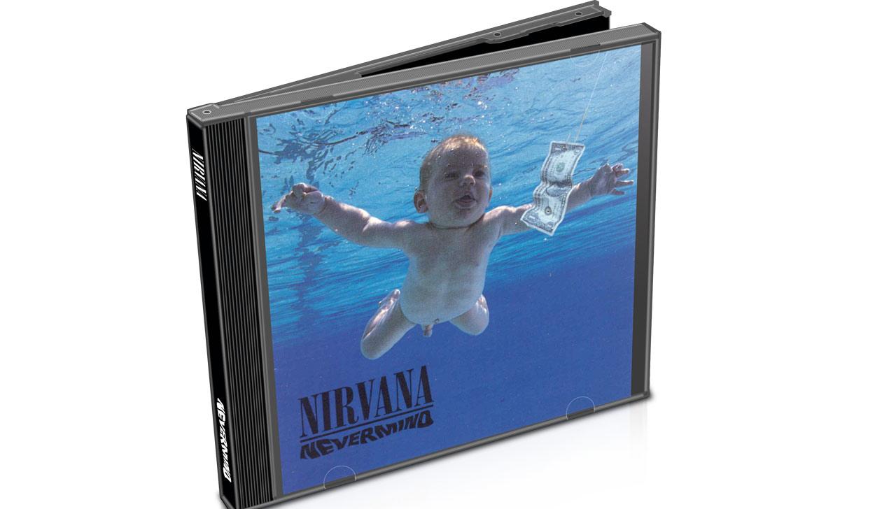 «Nevermind» гурта Nirvana перавыдадуць да 20-годдзя альбома