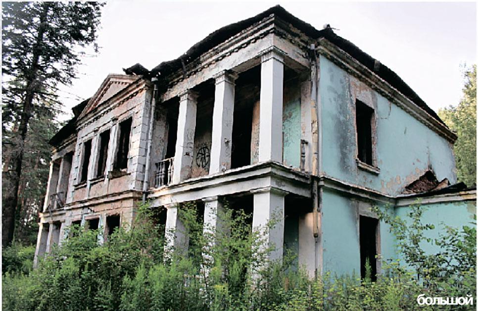 Дача Цанавы в Минске