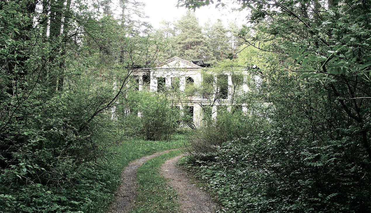 Репортаж-некролог: минский дом Лаврентия Цанавы