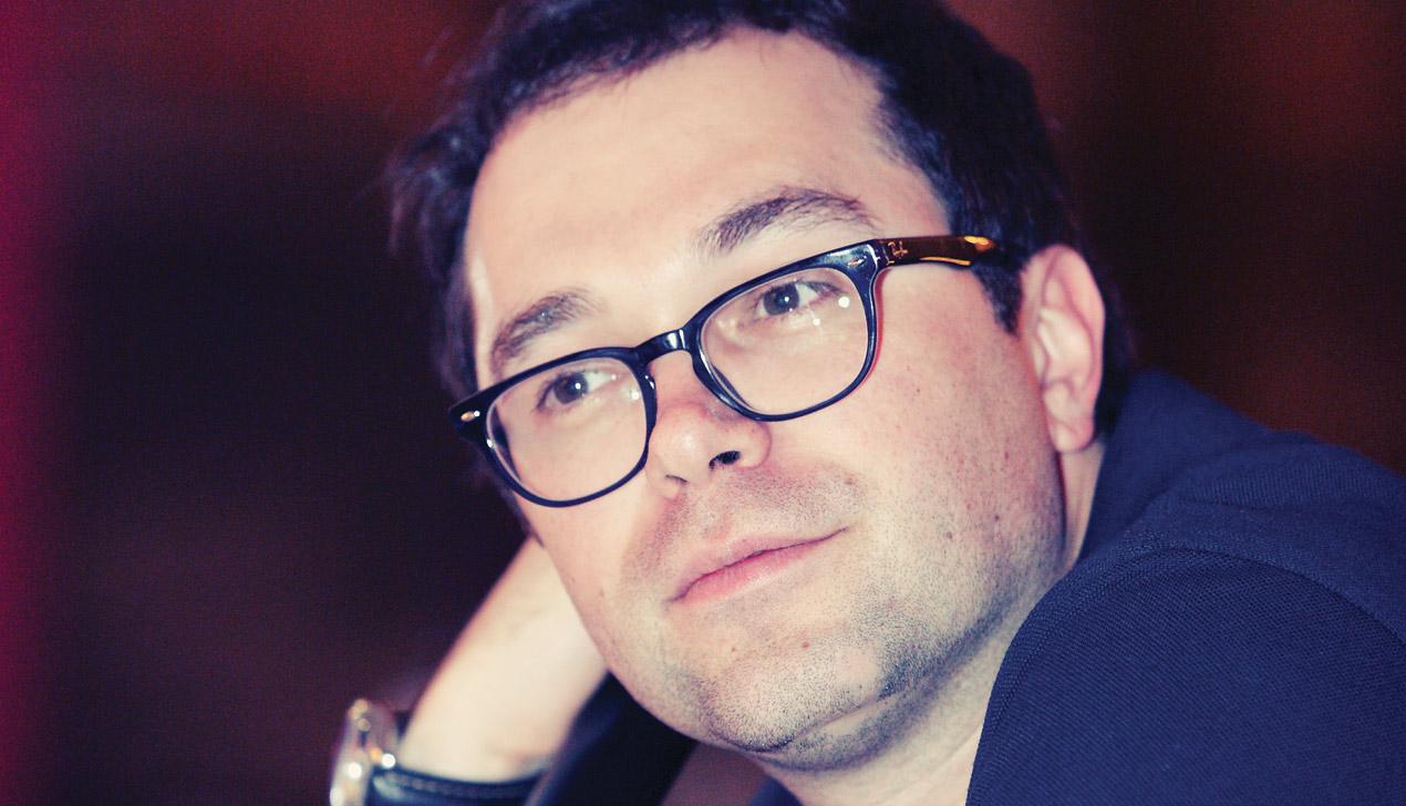 Сценарист Руслан Сорокин: «Cмех — способ не потерять себя»