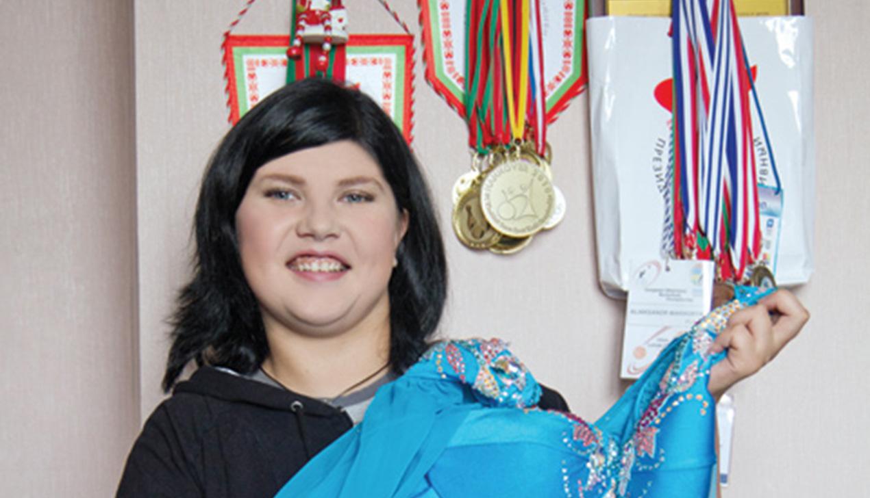 Чемпионка мира по танцам на колясках Вероника Махортова: «Сломался физически — будь крепче морально»