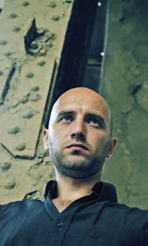 Писатель Прилепин