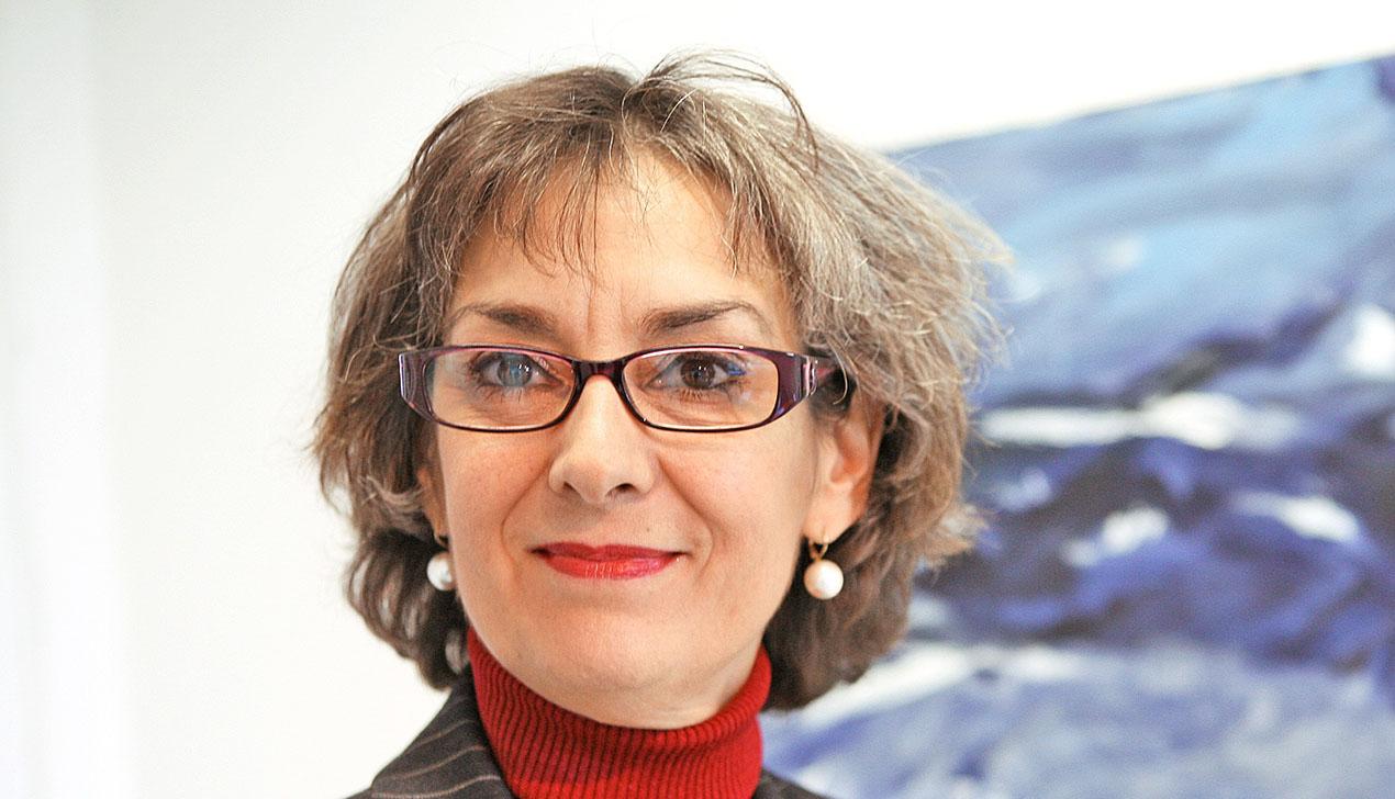 Художница Франсуаза Лимузи: «Я знаю, где родился Шагал»
