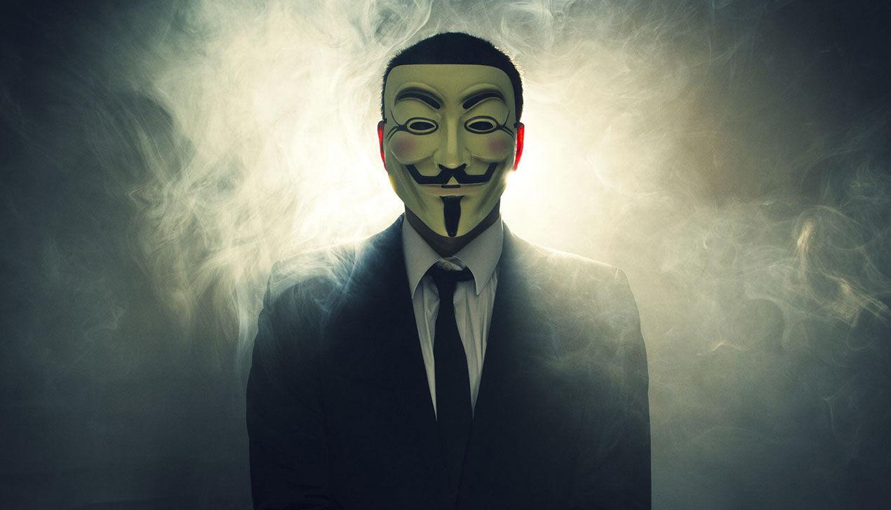 Анонимус. Робин Гуды нового тысячелетия