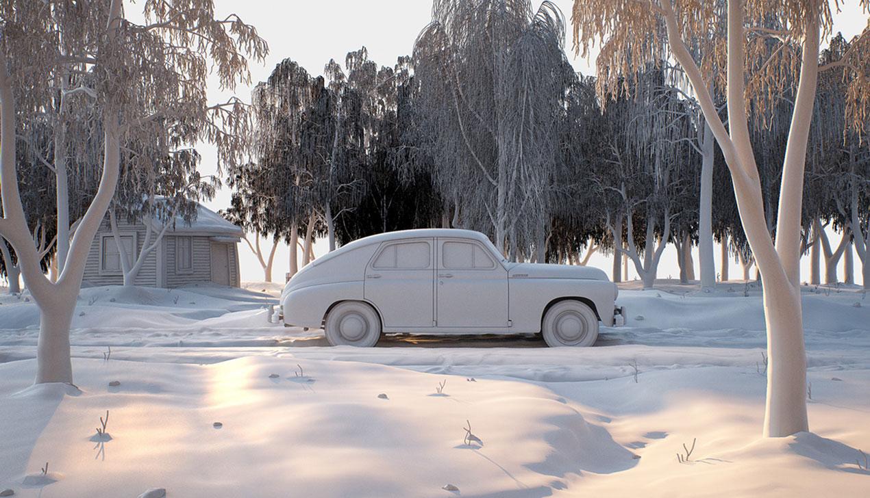 Мужчина, женщина, автомобиль. Колонка Дмитрия Новицкого