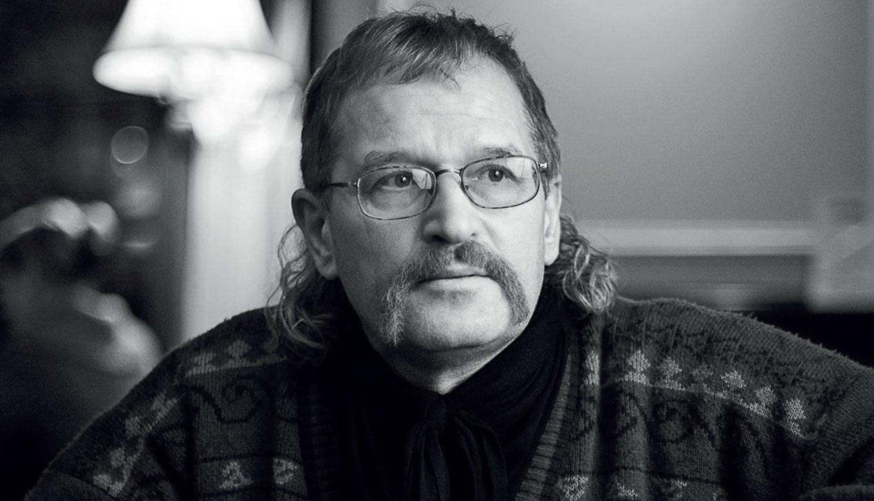 Пісьменнік Алесь Тарановіч: «Я заклікаю моладзь раздумацца»