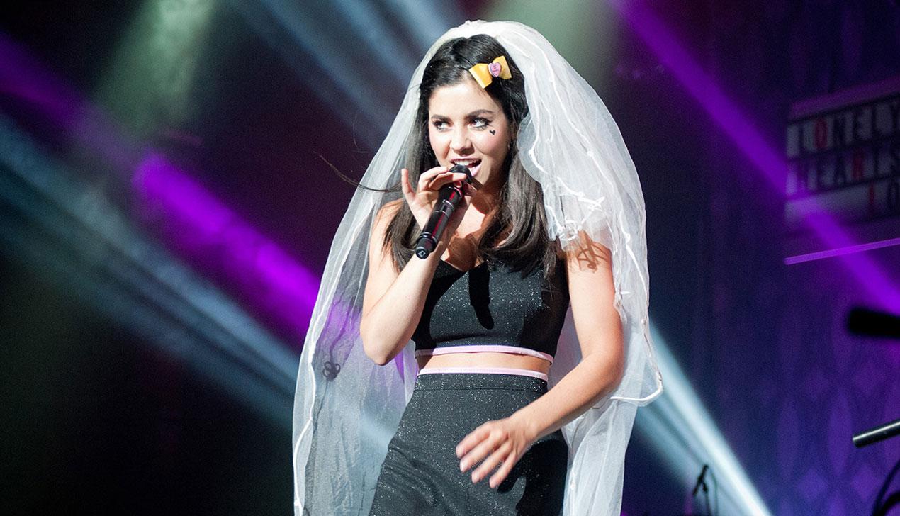 Татьяна Замировская о новом альбоме Marina And The Diamonds «Electra Heart»