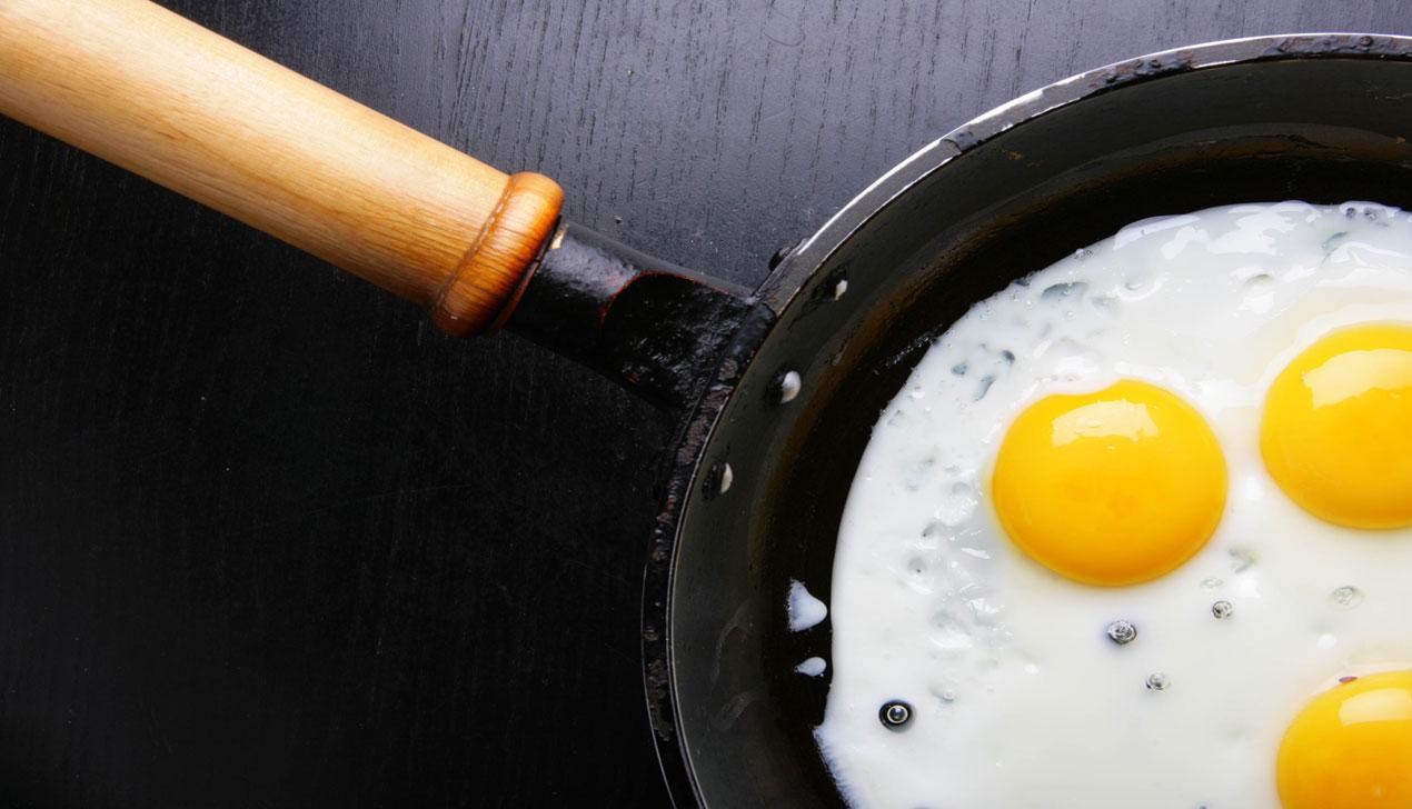 Свободные яйца. Колонка Евгении Добровой