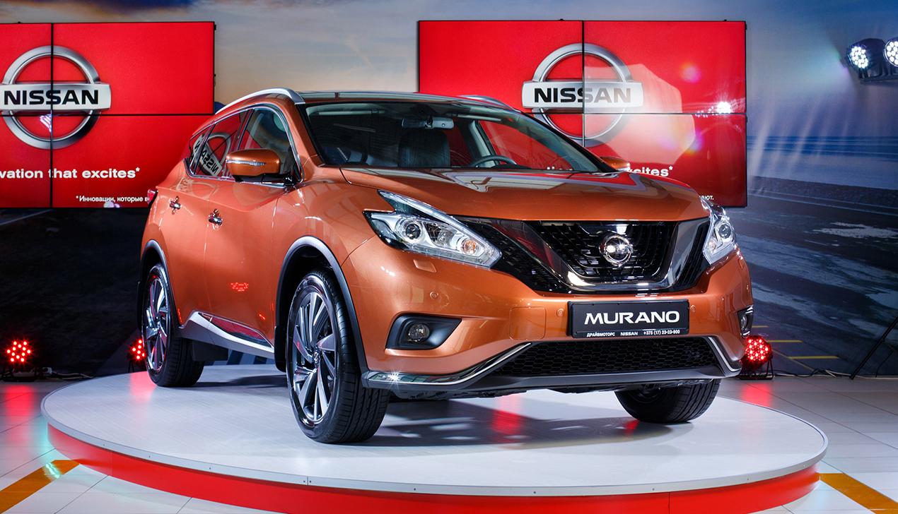 Nissan Murano: как автосалон превратили в бизнес-лаунж аэропорта
