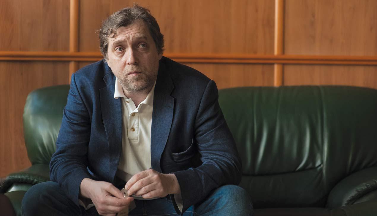 Актер Никита Высоцкий: «В тени отца»