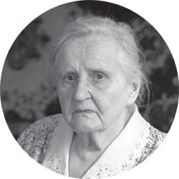 Вязніца ГУЛАГаў Надзея Дземідовіч
