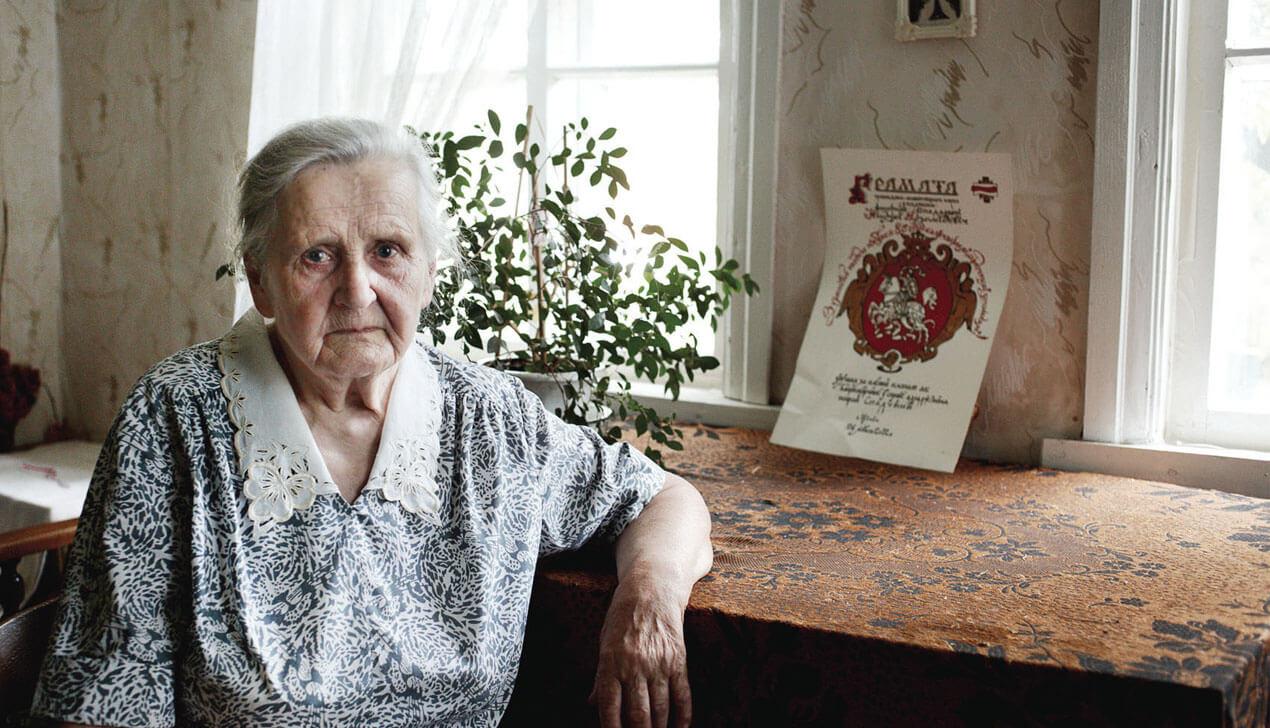 Вязніца ГУЛАГаў Надзея Дземідовіч: «Лагер можна параўнаць з пеклам»