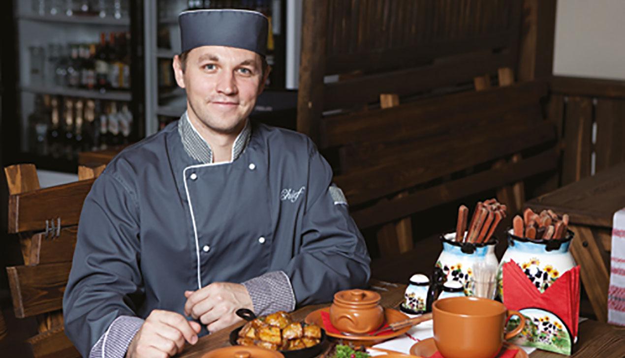 Шеф-повар Юрий Жихарь: «Почувствовать аромат Беларуси в Москве»