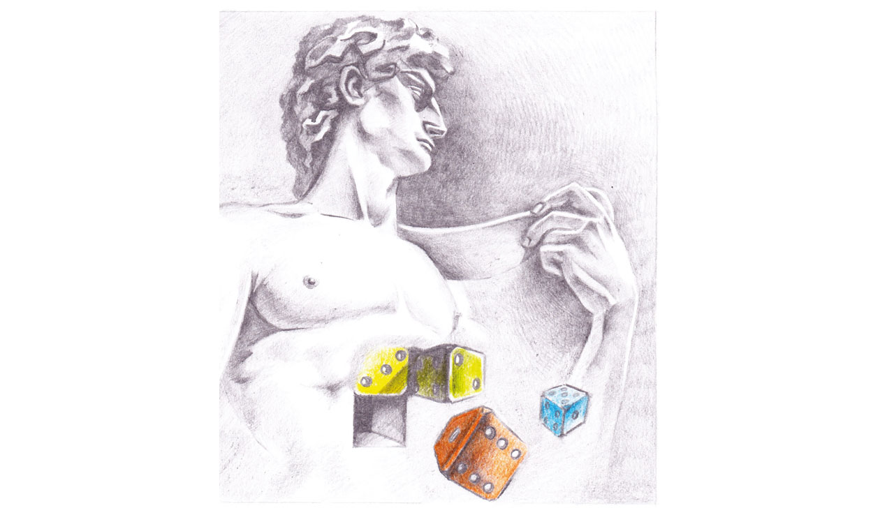 Кубики. Колонка Евгении Добровой
