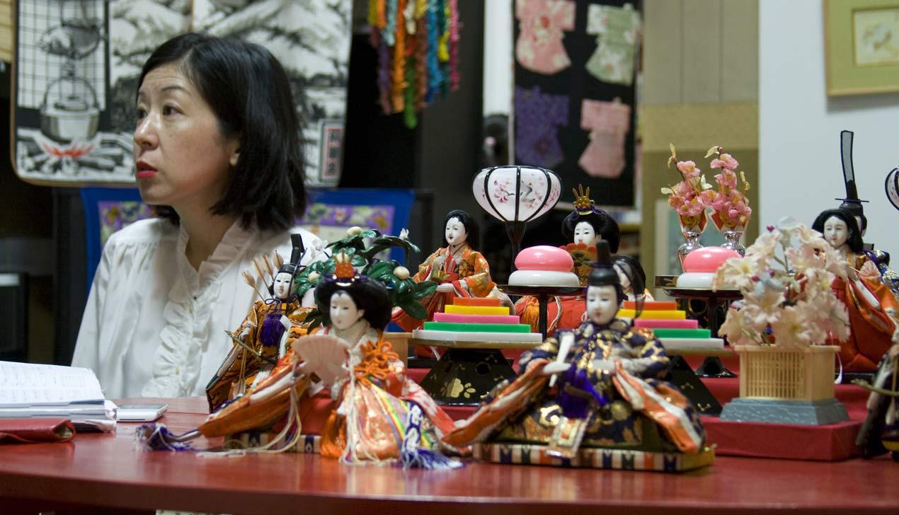 Преподаватель Масако Тацуми: «Для японцев имя важнее, чем жизнь»