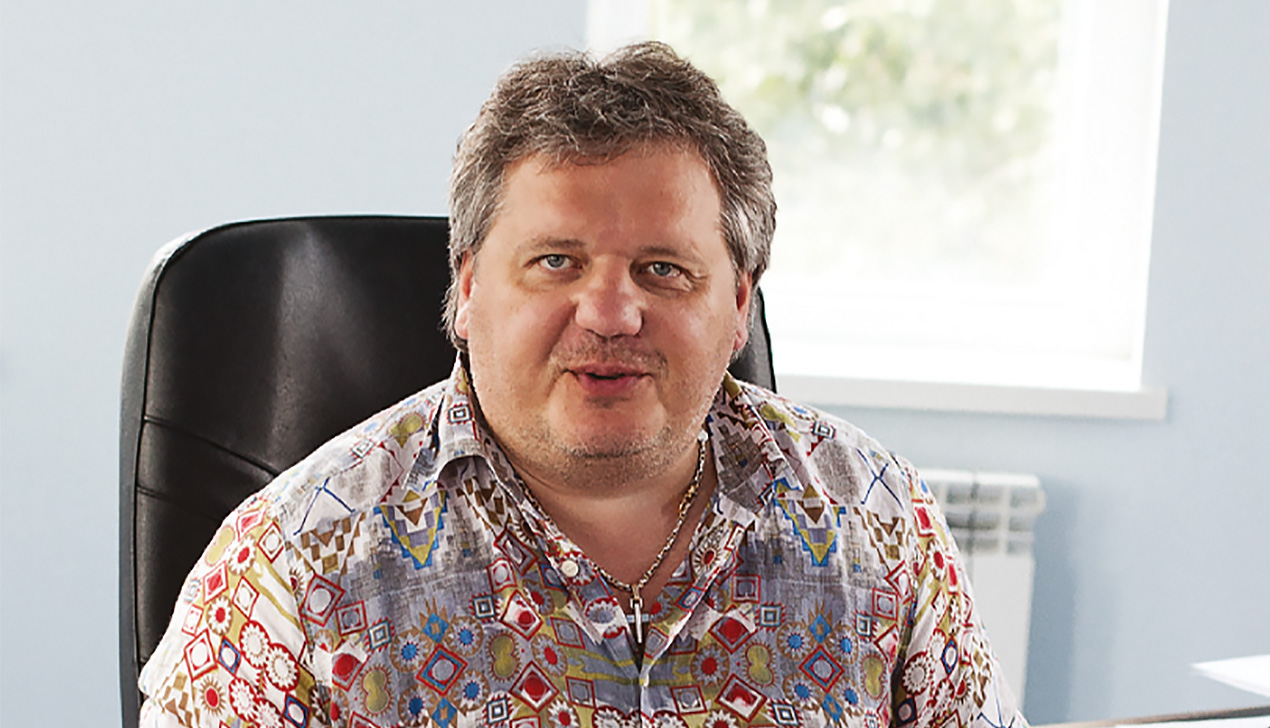 Бизнесмен Виктор Лобкович: «Бизнес-процессы везде одинаковы»