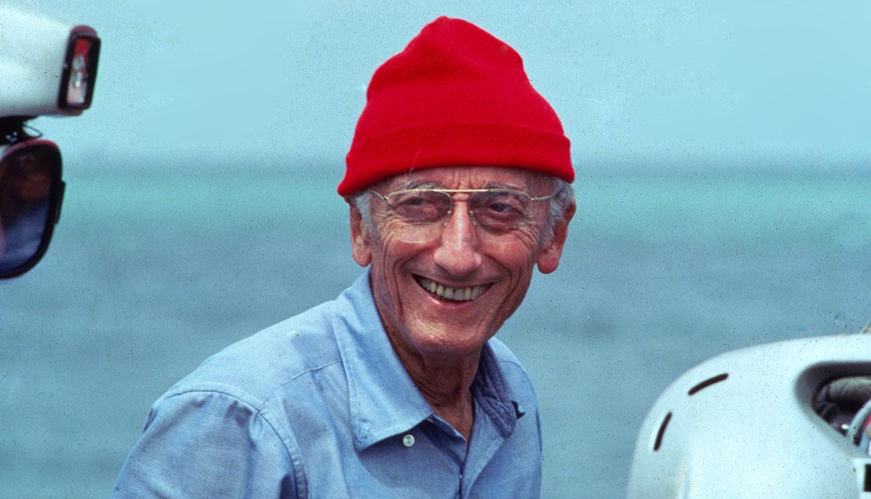 Океанограф Жак-Ив Кусто: «Если миссия невыполнима, то она наверняка обречена на успех»