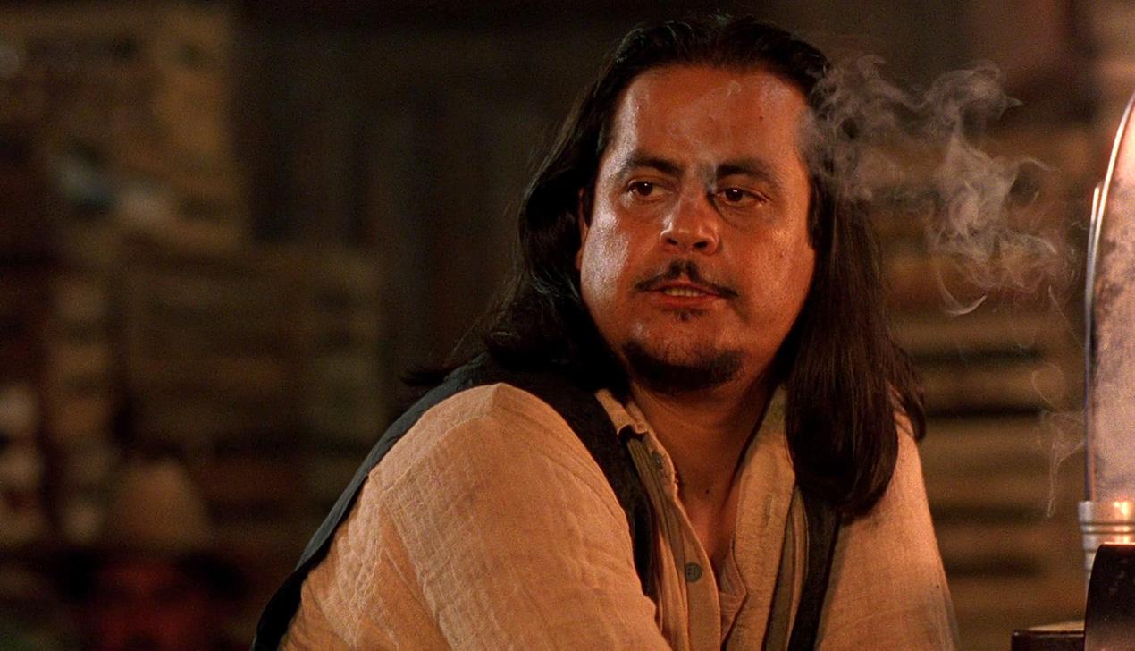 Тито Ларрива, лидер группы Tito&Tarantula, актер и музыкант
