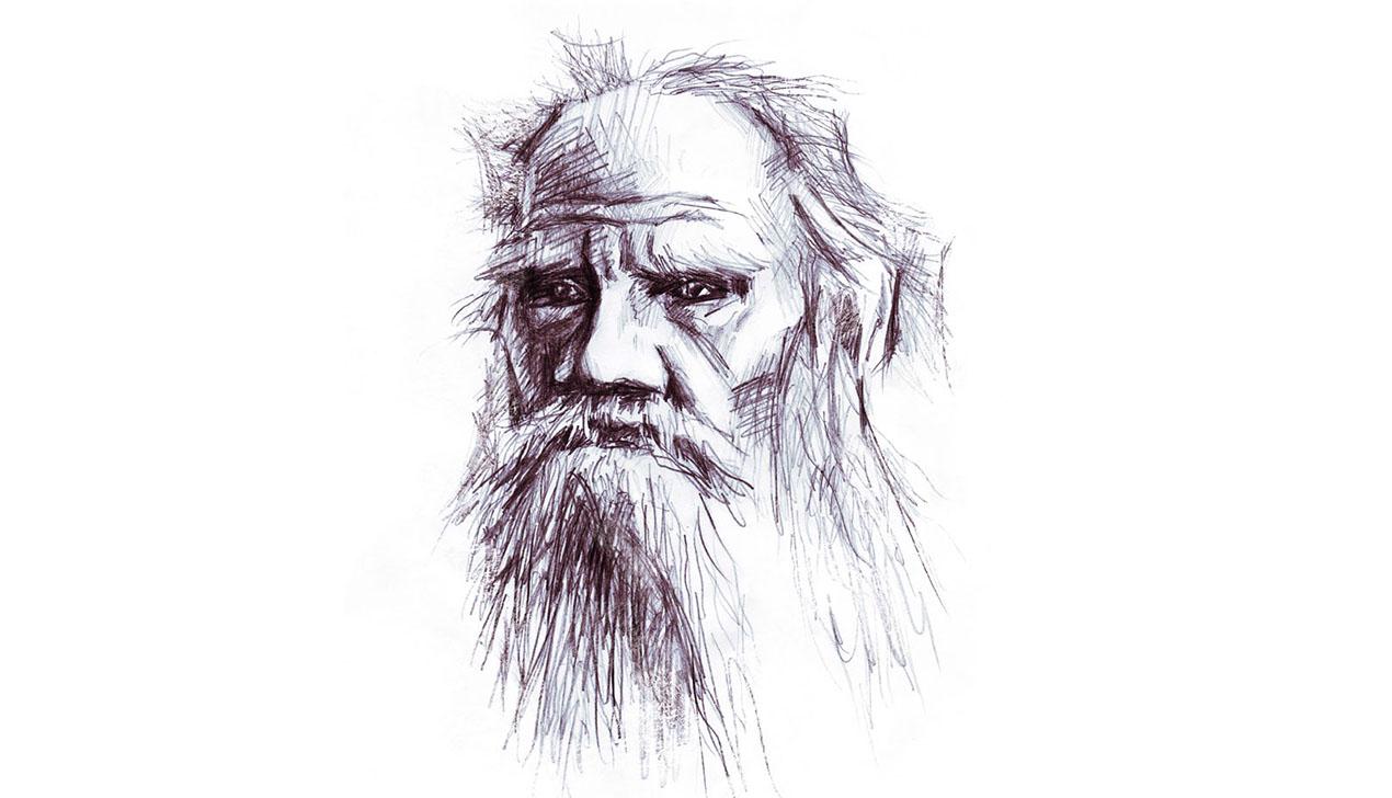 Лев Толстой: «Я, счастливый человек, вынес из своей комнаты шнурок, чтобы не повеситься на перекладине между шкафами»