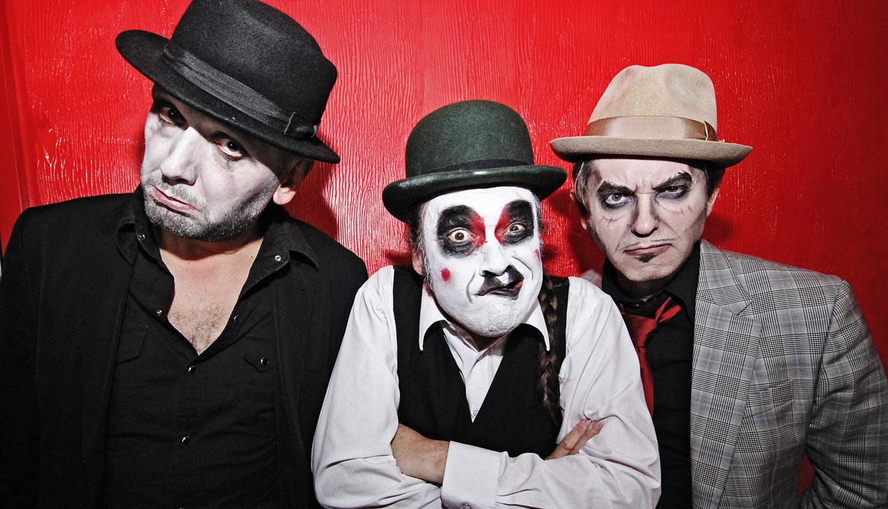 Группа The Tiger Lillies «…Нам придется убить себя, если мы споем с Маккартни!»