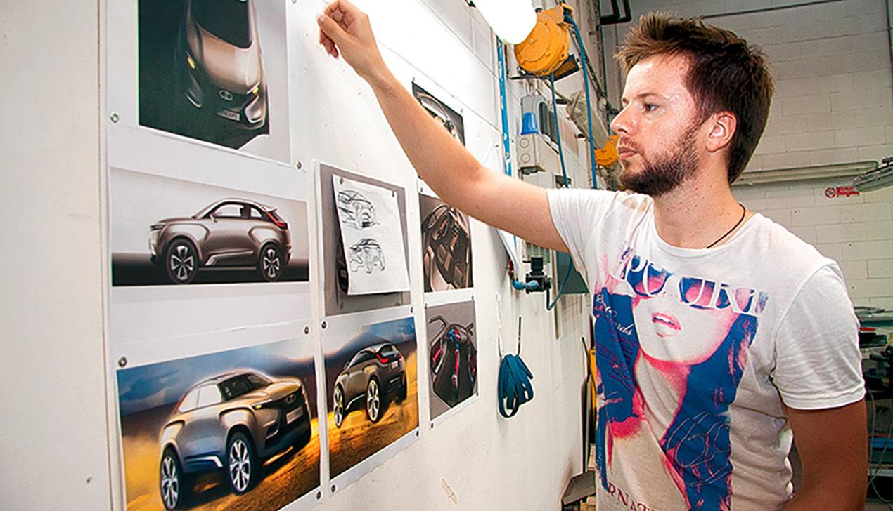 «Люблю мощные и спортивные». Интервью с дизайнером автомобиля Lada завтрашнего дня