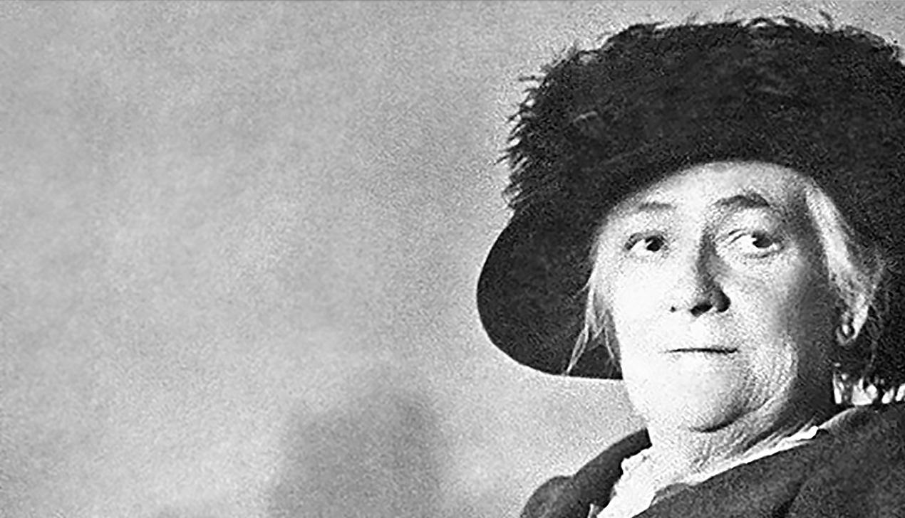 Клара Цеткин: «Цель женского движения не в том, чтобы женщина по-обезьяньи подражала мужчине»