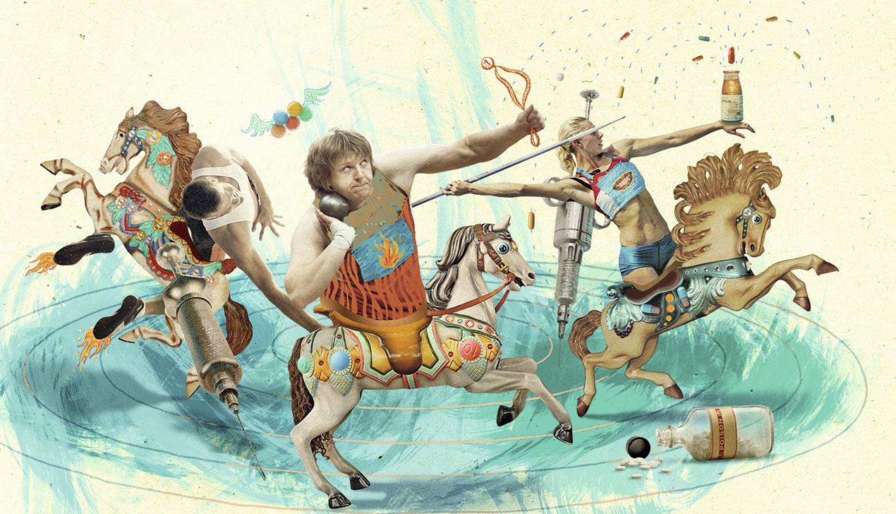Победа на игле: какой допинг принимают белорусские спортсмены и почему попадаются