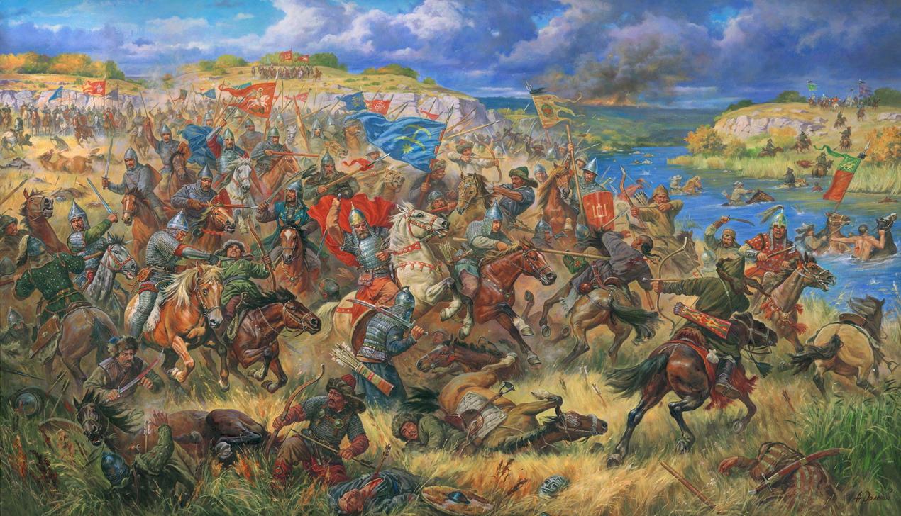 Девять воинских побед, которыми могут гордиться белорусы