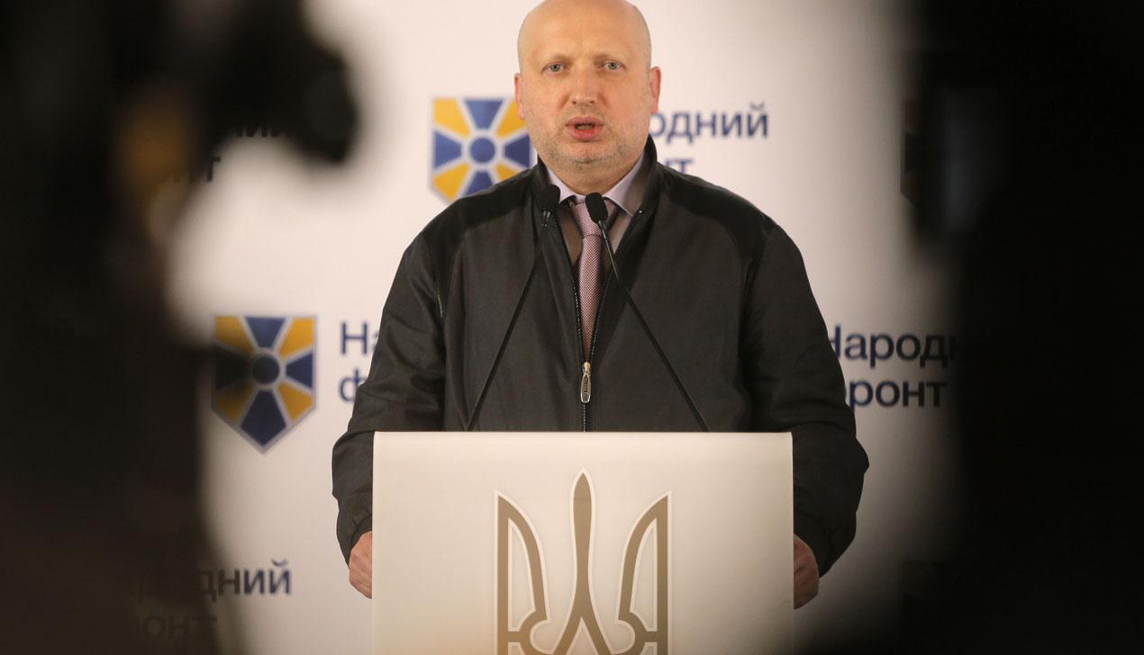 Александр Турчинов. Как это — быть «пастором всея Украины»