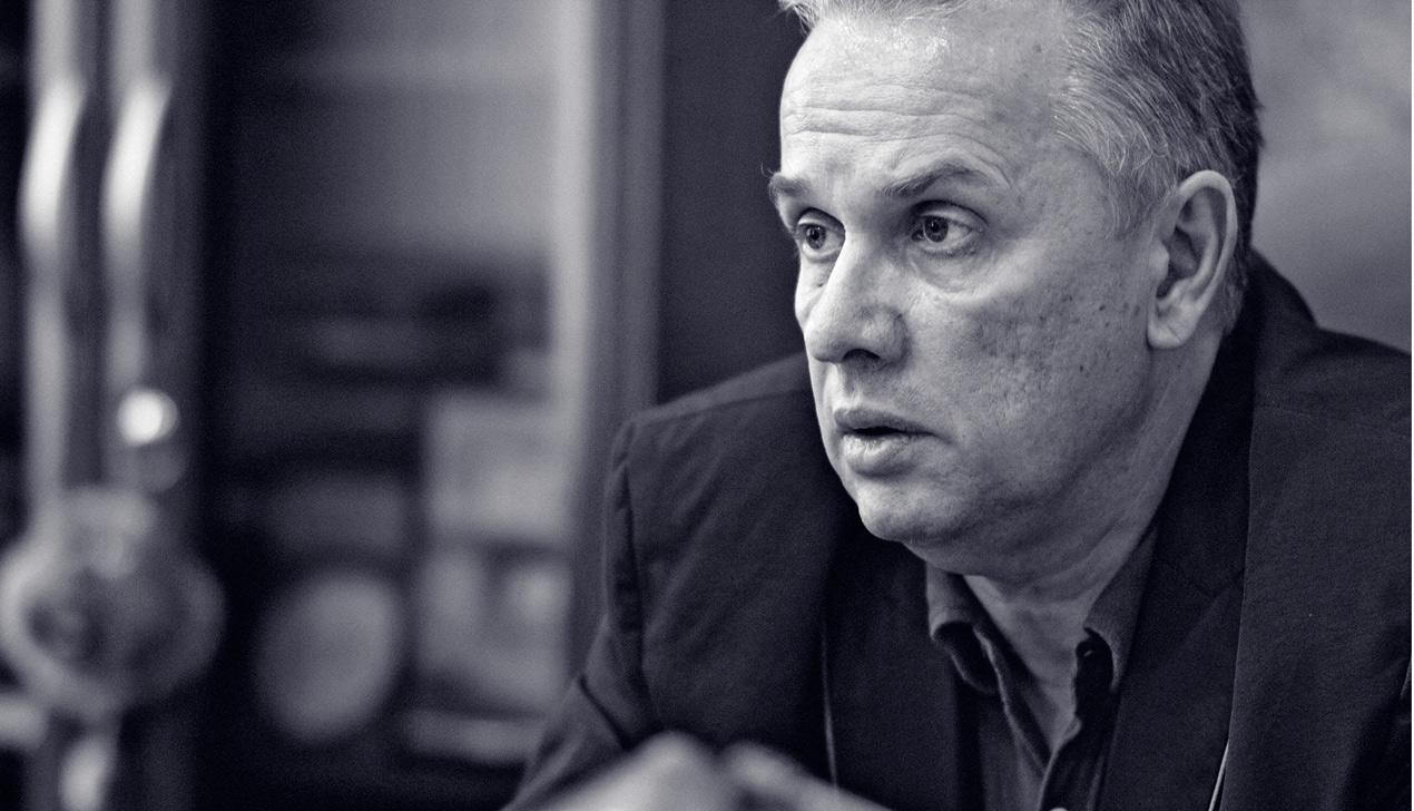 Алег Сільвановіч: «Мне ніхто з дзяржаўных чыноў не ўказвае, які фільм мы павінны здымаць»