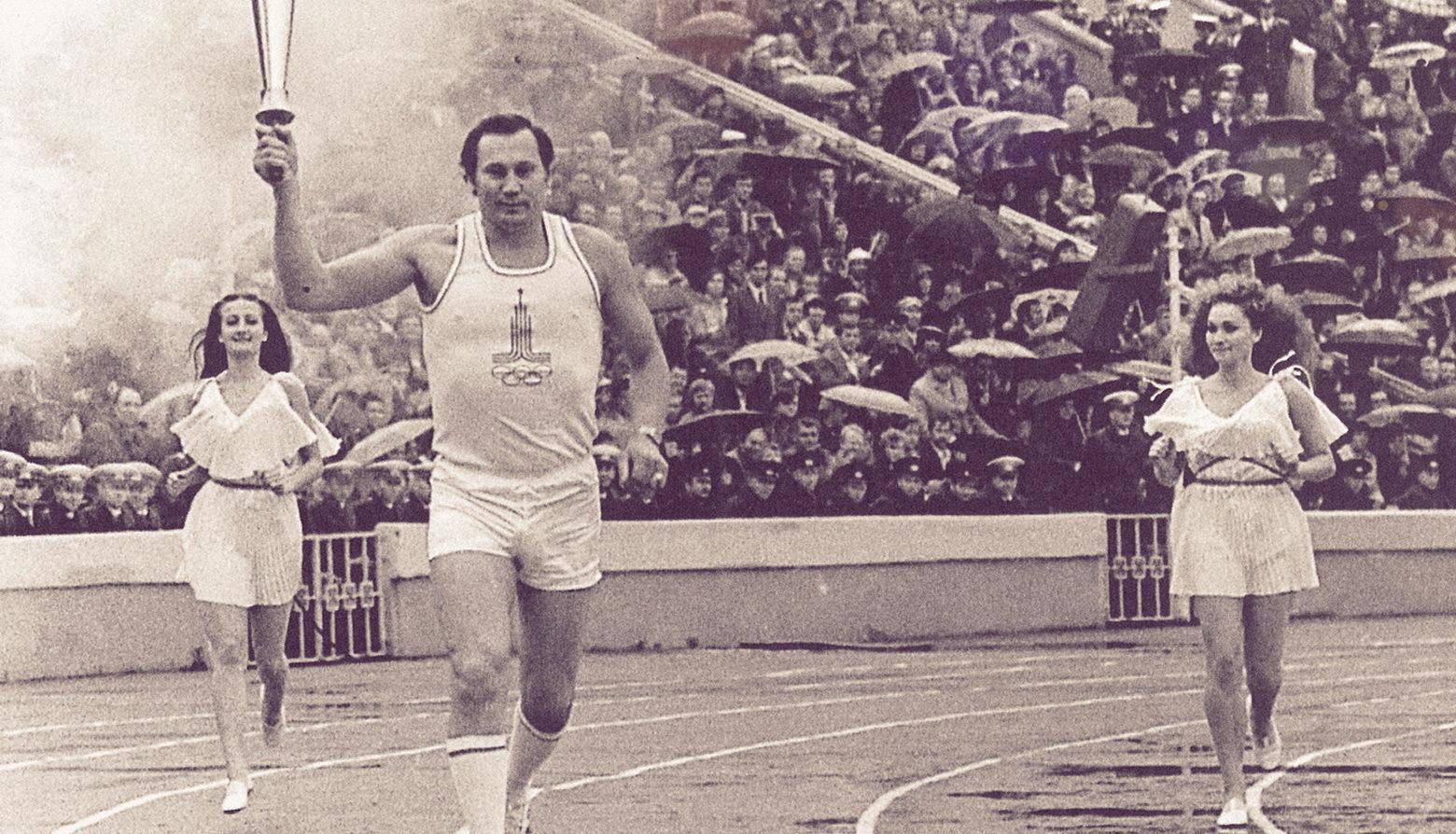 Что творилось в городе во время Олимпиады-80