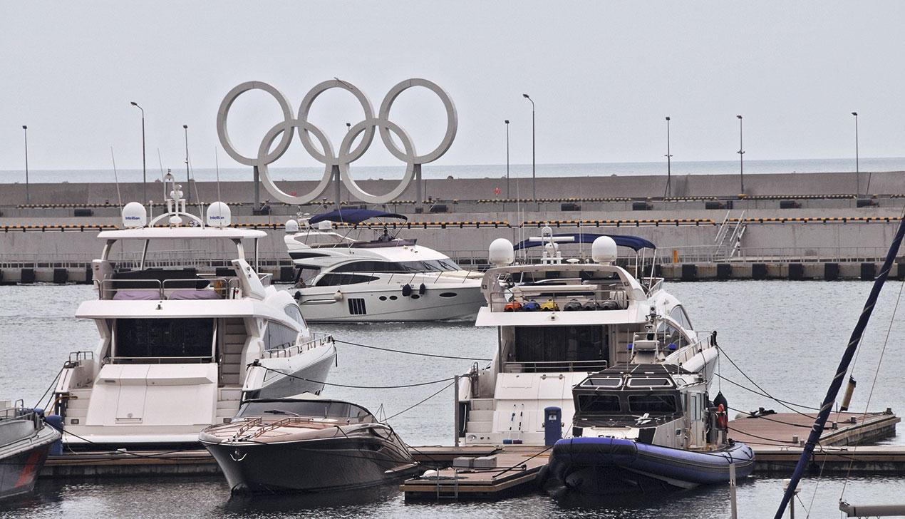 Подняться с колен: как выглядит Сочи после Олимпиады