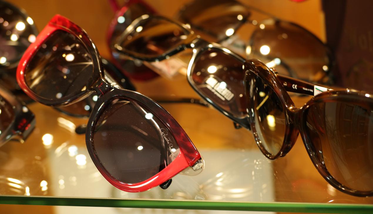 Как подобрать солнечные очки за 40 минут, а не за 40 миллионов