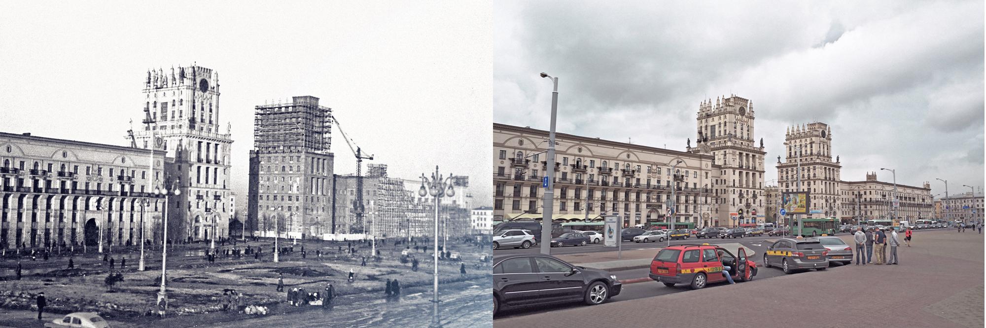 Минск. Вокзал