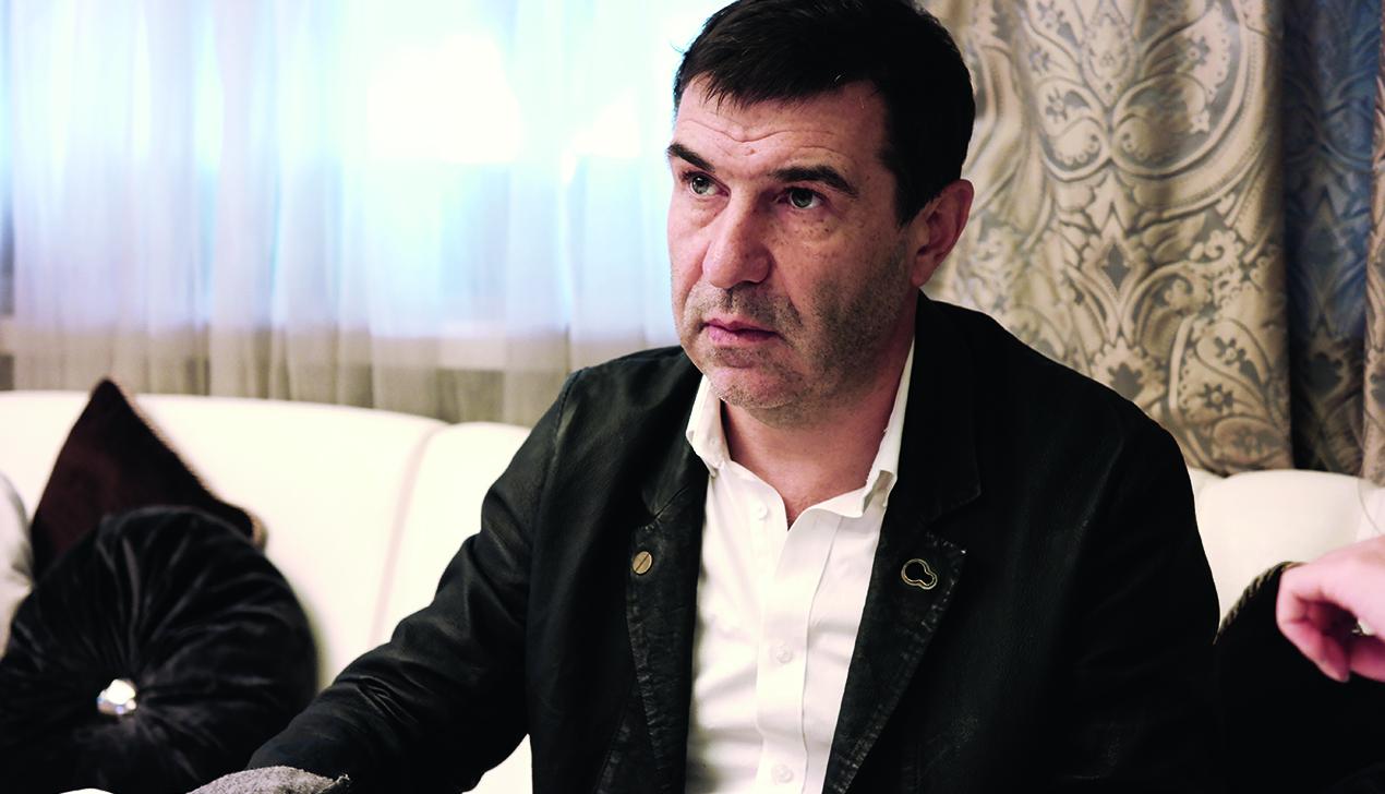 Евгений Гришковец: «Жить с обидой — значит, быть ущербным»
