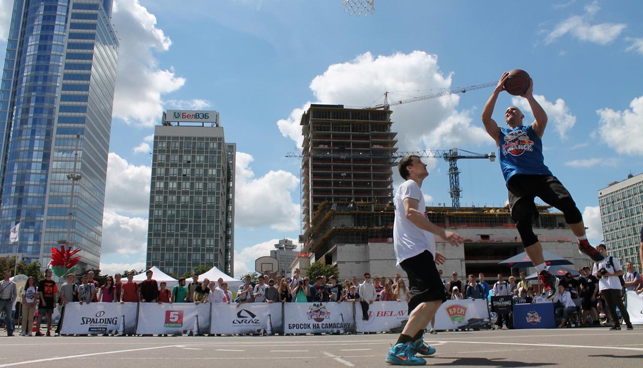 Чемпион Максим Радчук «Баскетбол с каждым днем прет все больше и больше»