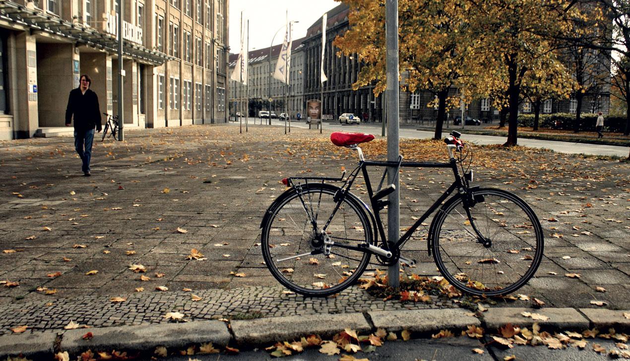 Лето заканчивается: что делать в Минске с велосипедом