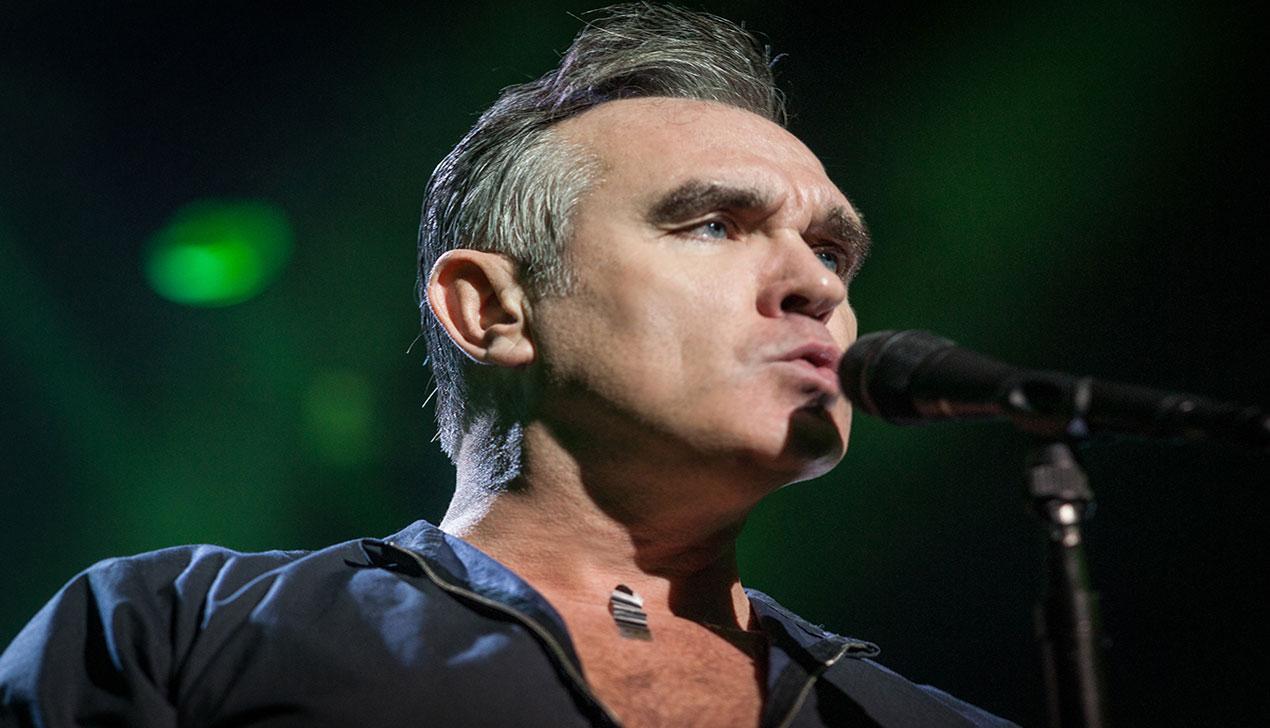 Идет бычок, качается. Татьяна Замировская о последнем альбоме Morrissey «World Peace Is None Of Your Business»