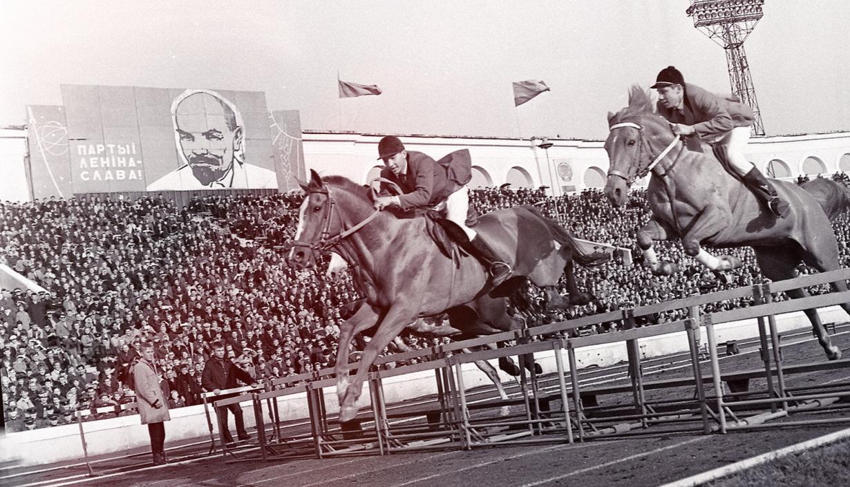 Как отмечали день города в 1967 году