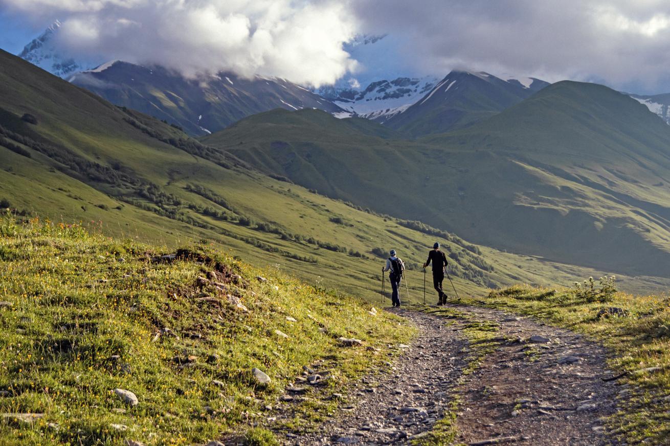 Десять фото из Грузии, после которых вы полюбите горы