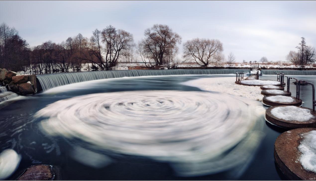 H2O и все-все-все: из чего состоит вода Cвислочи?