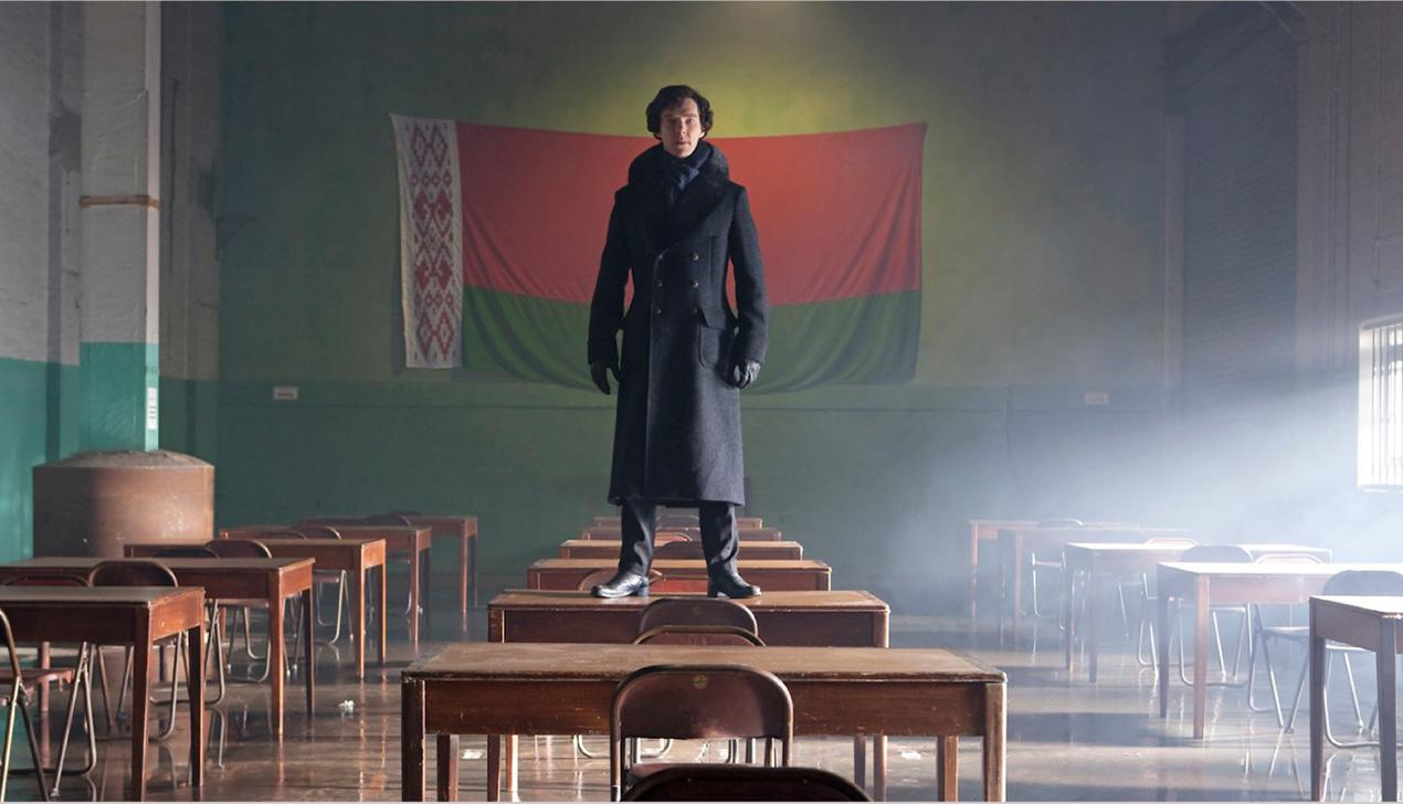 Шерлок, Гарри Поттер, «Друзья», «Южный Парк»: как Беларусь упоминают в масскульте