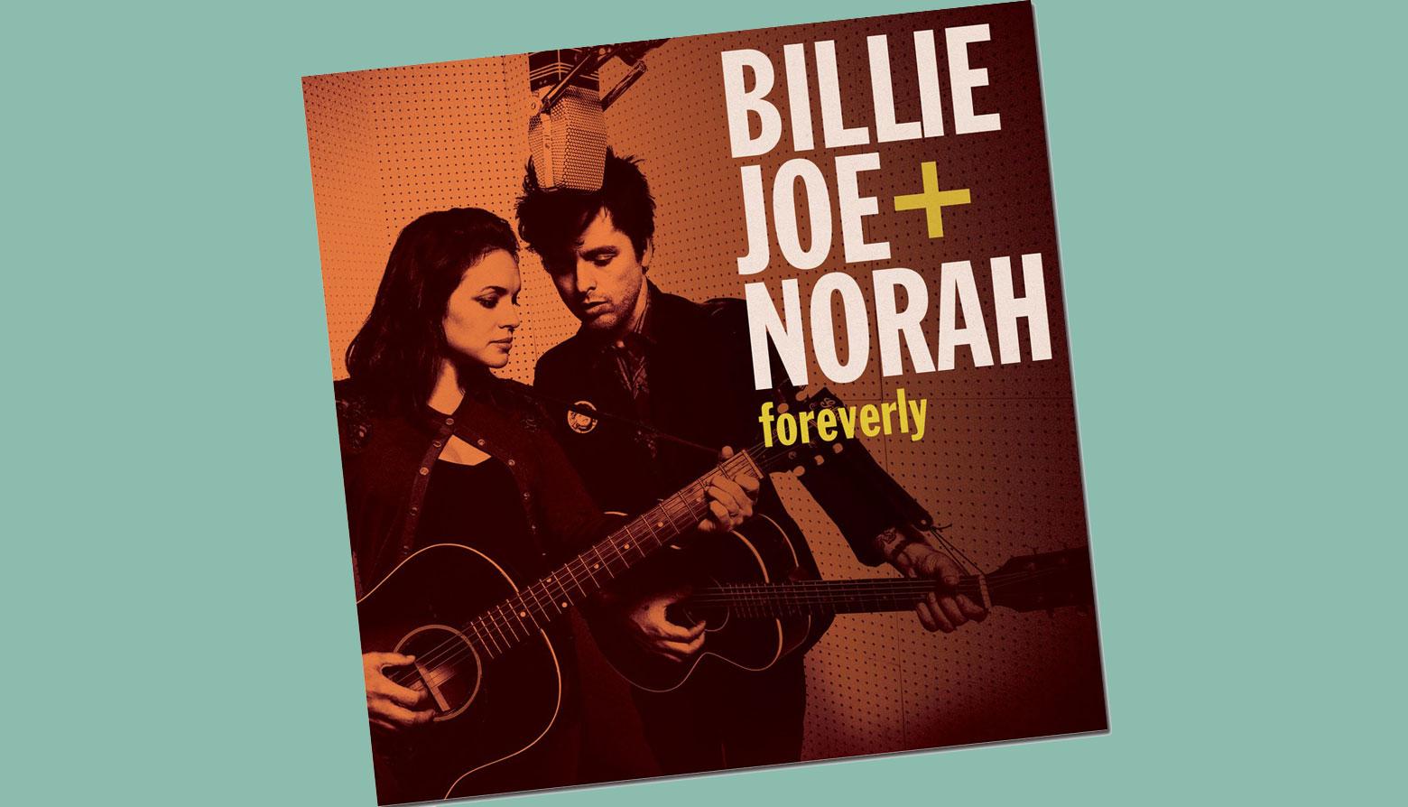 Billie_Joe_and_Norah_Jones_foreverly