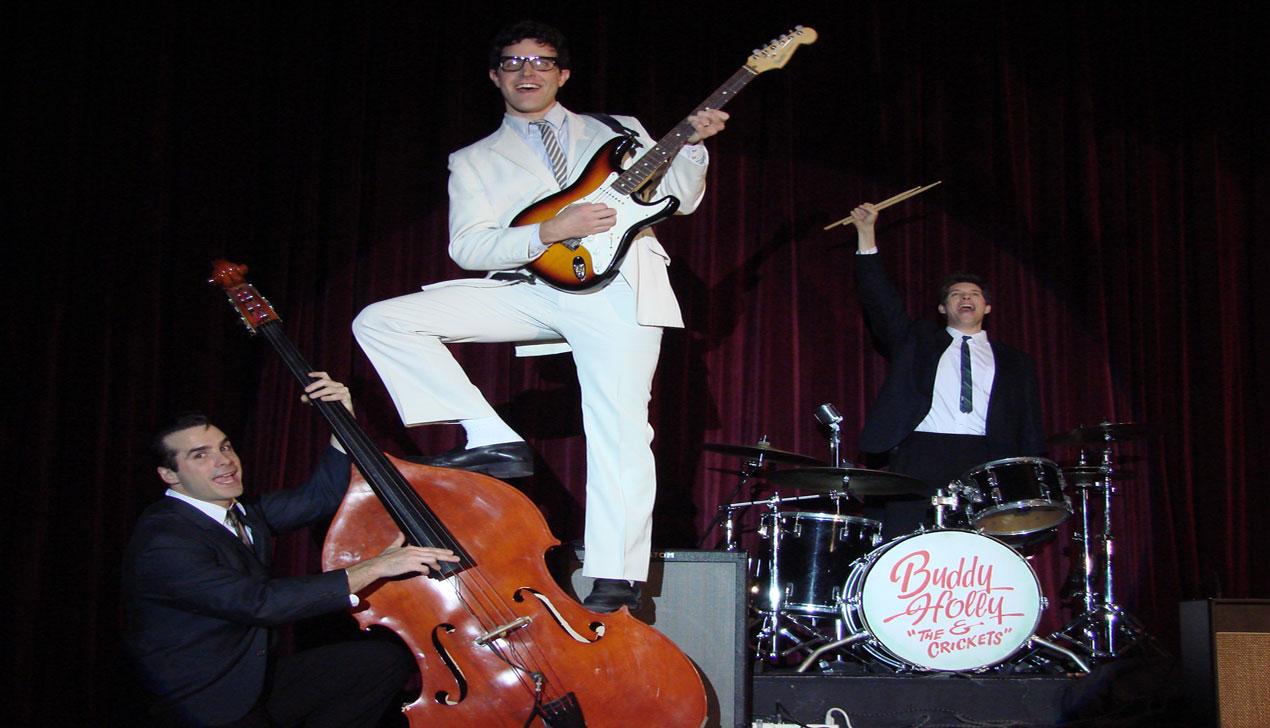 Татьяна Замировская о сборнике/трибьюте «Rave On Buddy Holly»