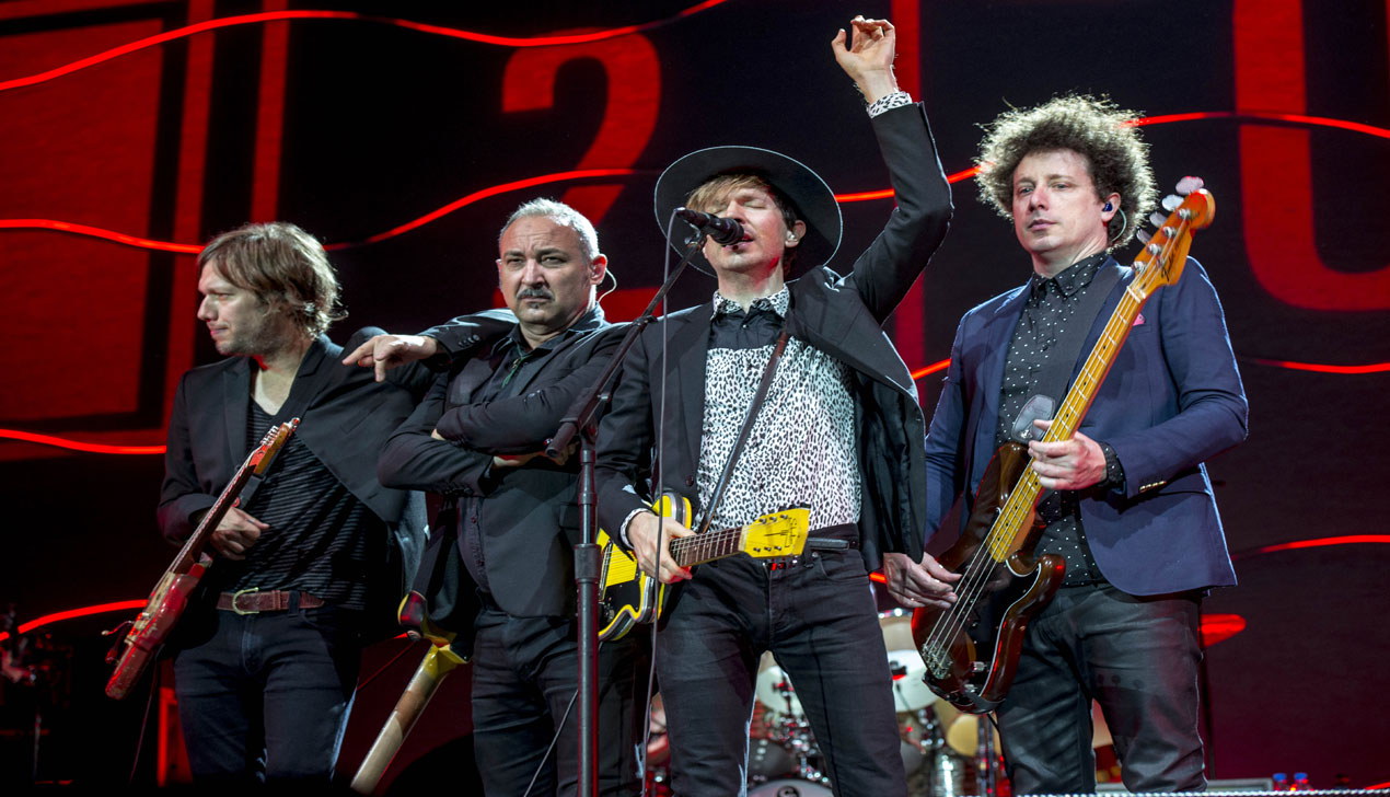 Татьяна Замировская о последнем альбоме Beck «Morning Phase»