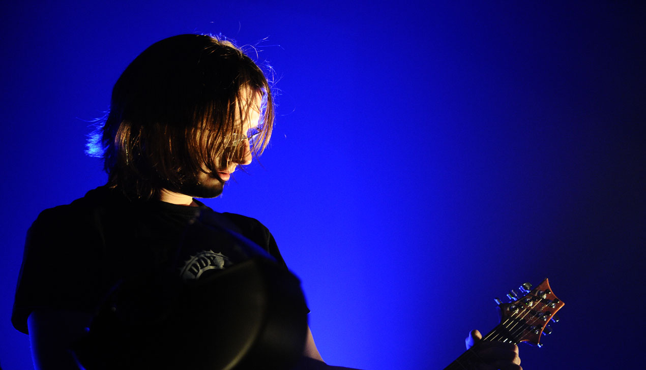 Татьяна Замировская о третьем альбоме Steven Wilson «Grace For Drowning»
